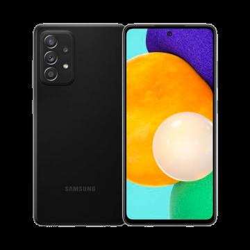 Galaxy A52 (8/128) NEW Awesome Black (не проходил тестирование в IDC)