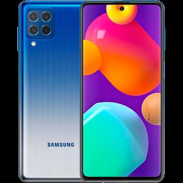 Galaxy M62 (8/128) NEW синий VoLTE Only