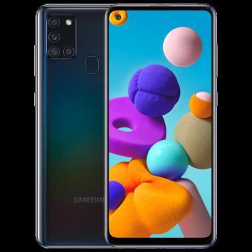Galaxy A21s (4/64) NEW черный