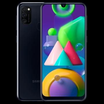 Galaxy M21 (4/64) NEW чёрный VoLTE Only (не тестирован в IDC)