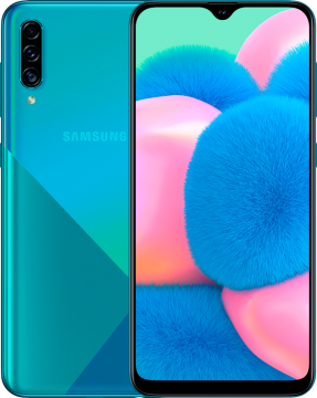 Galaxy A30s (4/128) зеленый VoLTE Only