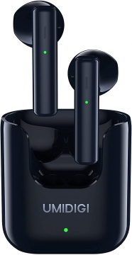 Наушники Umidigi Bluetooth Airbuds U черные