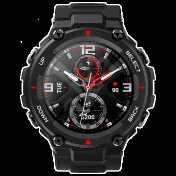 Часы-смарт Xiaomi Amazfit T-Rex чёрные