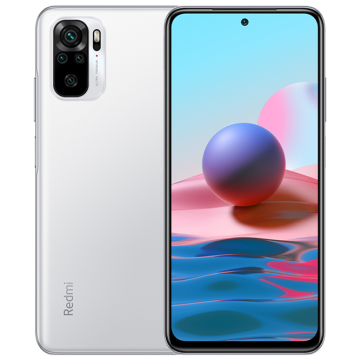 Redmi Note 10 (4/64) белый VoLTE Only