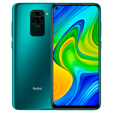 Redmi Note 9 (4/128) зеленый VoLTE Only