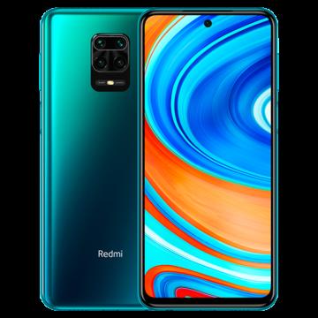 Redmi Note 9S (6/128) голубой VoLTE Only