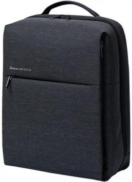 Рюкзак Xiaomi Mi City Backpack Urban Life Style тёмно-серый